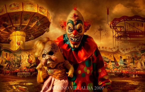 Creepy Carnival of Horror