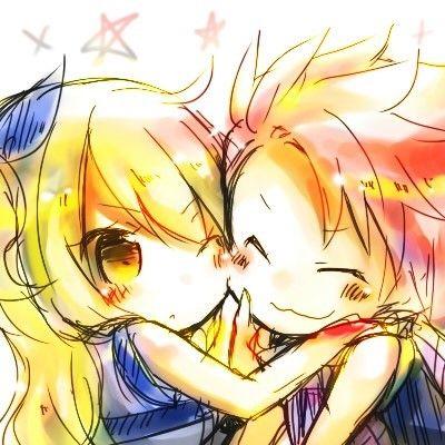 2 『ナツルーのラブラブの画像下さい。 たくさん下さい。お願いします キスしてるのも下...』への回答の画像6。FAIRY TAIL。