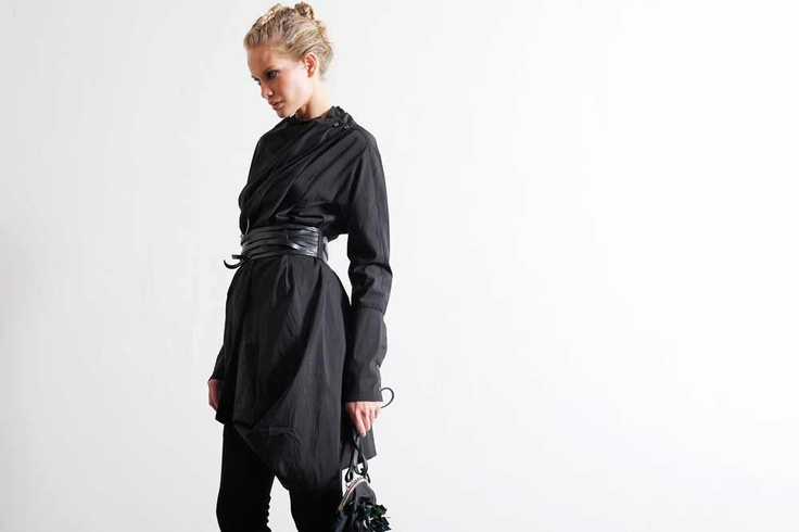 malloni #coat #bag #belt