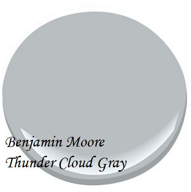 17 Best Ideas About Benjamin Moore Thunder On Pinterest Gray Owl Paint Neutral Paint Colors