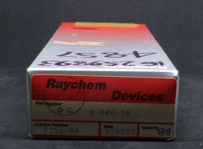B-040-20-N TE Connectivity/Raychem Solder CABLE TERMINATION RG/U 179,316 #Raychem