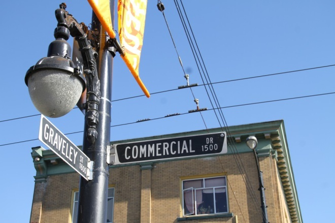Commercial Drive and Graveley, Vancouver