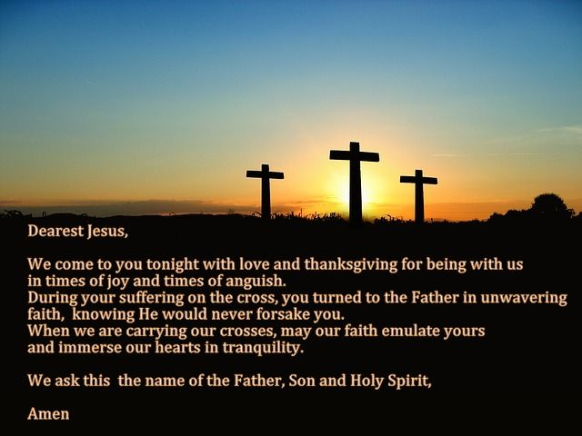 opening prayer memorial day service