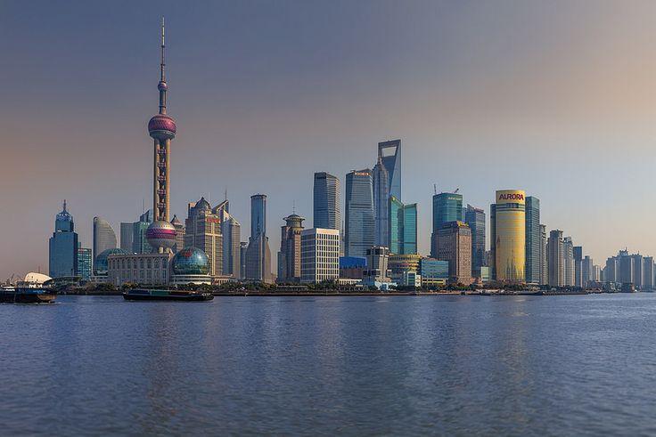 Shanghai Skyline (2012)