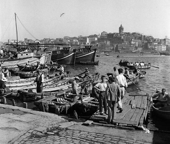 İstanbul Fotoğrafları   Ara Güler'in Objektifinden