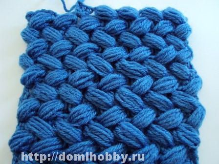 Really cool crochet stitches.