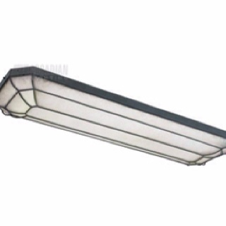 Art Deco Fluorescent Light I Would Like For The Kitchen