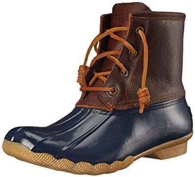 Sperry Top-Sider duck boots, on sale!