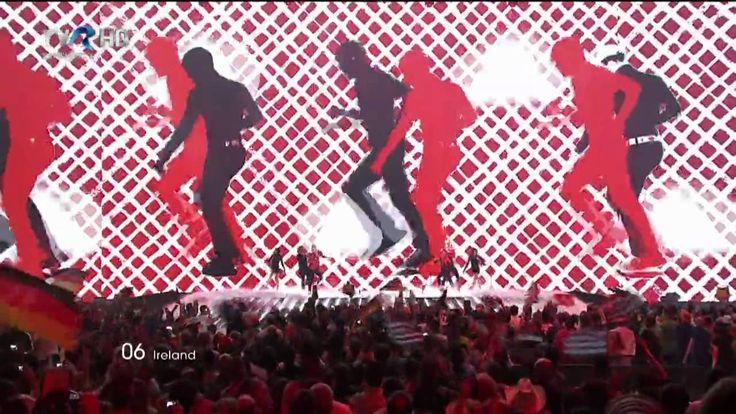 Eurovision 2011 Ireland: Jedward - Lipstick (Final)
