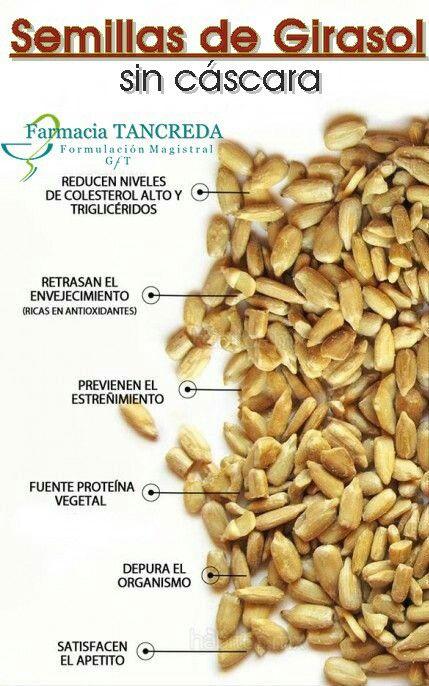 Conoce sus beneficios y como consumirlas en: http://farmaciatancreda.blogspot.com.ar/2016/07/semillas-de-girasol-conoce-sus.html?m=1
