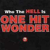 Who the Hell Is One Hit Wonder by One Hit Wonder (Cassette, Nov-1998, Nitro) New #Alternative