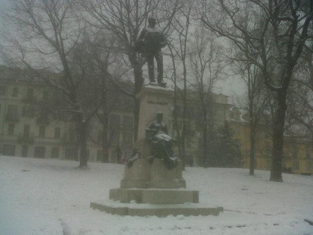 Snow @marcobellantone