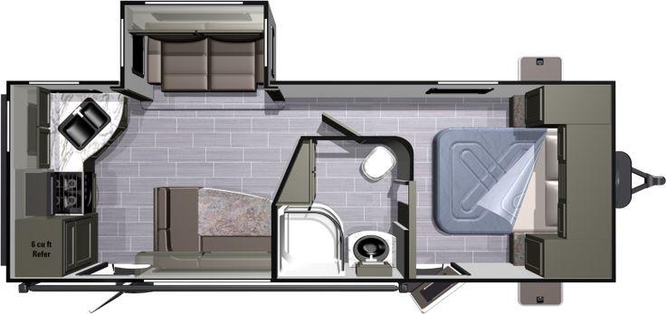 2017 Open Range Ultra Lite 2310RK - Family Camping Outlet