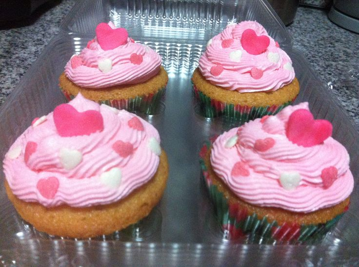 Delishus Cupcakes Pink