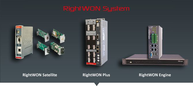 RightWON – Protocol Converter and substation Gateway - IEC 61850, DNP3 – Automation Controller - Vizimax