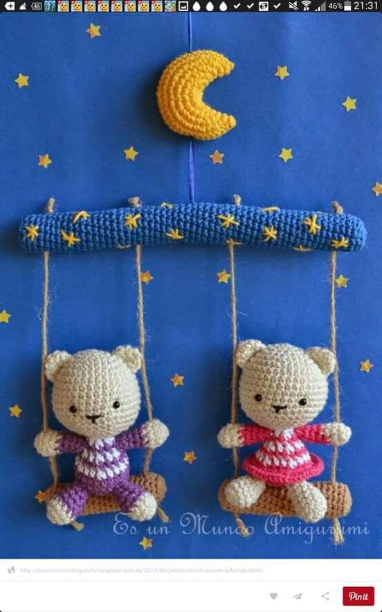 Kinderkamer hanger