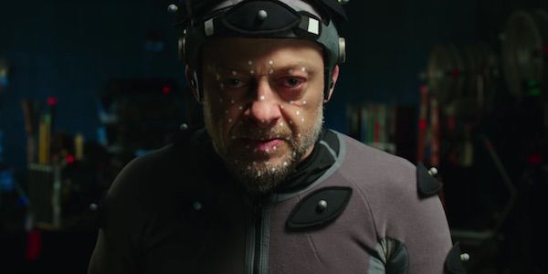 "So had Peter Jackson not been keen on Andy Serkis playing King Kong's eponymous beast, Serkis would have moved along in his career like any other actor by taking more ""normal"" roles and keeping Gollum/Smeagol as his sole time performing a motion capture character. Let's..."