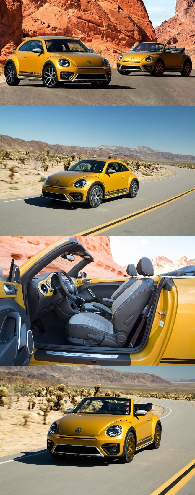 The exciting brand new street legal cruser sport elec car amp golf cart - 2016 Volkswagen Beetle Dune Production Spec Revealed In La
