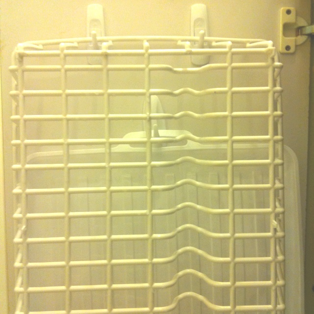 17 best images about camper cupboard storage on pinterest - Drying rack for cabinet doors ...