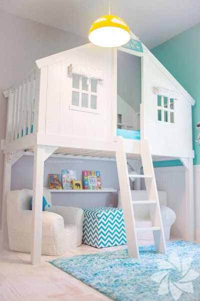 Alternatif çocuk odaları