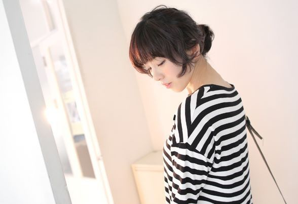 Styling Asian Hair: Best 25+ Asian Short Hair Ideas On Pinterest