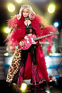 Hard Rock Cafe® Barbie® Doll | Barbie Collector