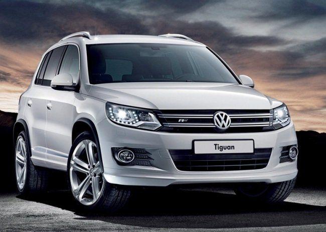Volkswagen Tiguan R-Line arrives in Brazil | www.carskings.com