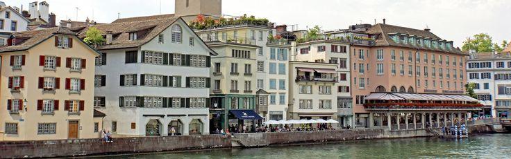 Цюрих назван «самым зеленым» городом на планете
