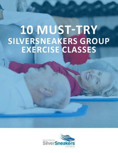 10 Must-Try SilverSneakers Group Exercise Classes
