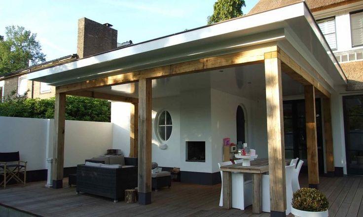 Cortus 2 eiken veranda villa bouwen 920 550 - Veranda modern huis ...