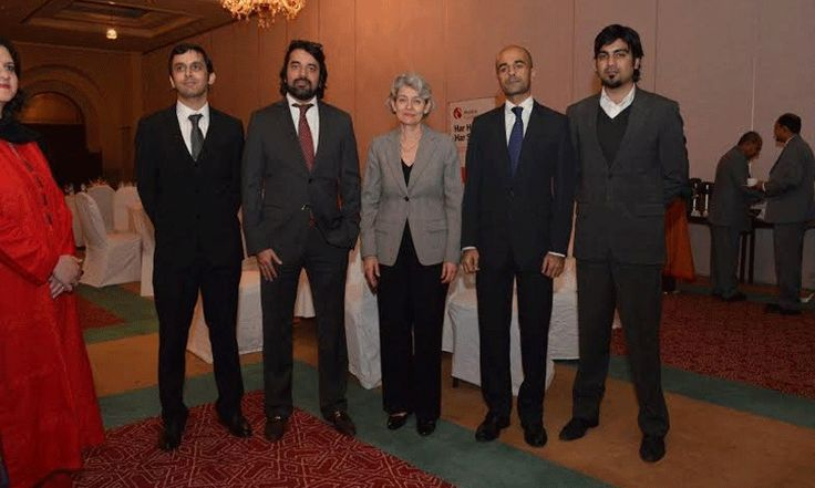 Mobilink and UNESCO host an evening in the Honour of Irina Bokova, DG UNESCO | PakistanTribe