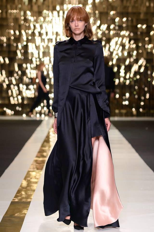 a u t u m n - w i n t e r 14/15 fashion show premium Łukasz Jemioł