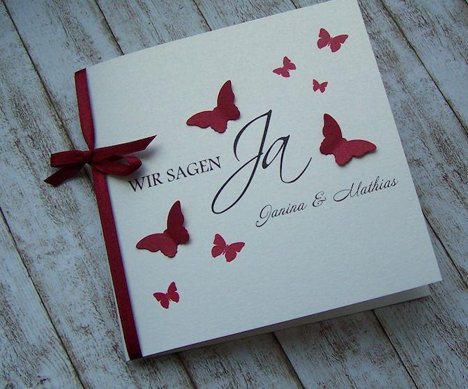 Einladung Zur Hochzeit Bordeaux