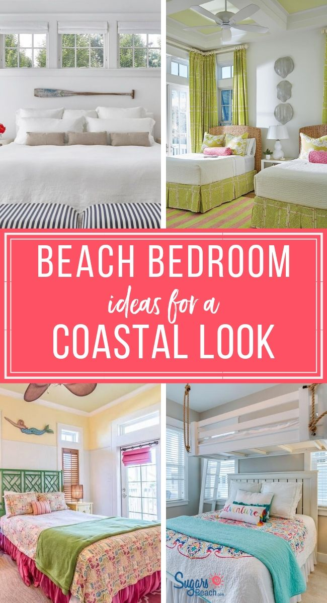 Beach Themed Bedrooms Ideas With Images Beach Bedroom Decor