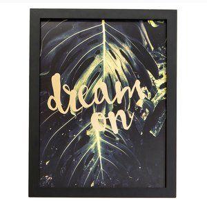Dream On Wall Art