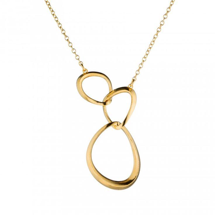 Kalevala Koru / Kalevala Jewelry / Astro-kaulakoru / Astro necklace / Design Vesa Nilsson / Bronze