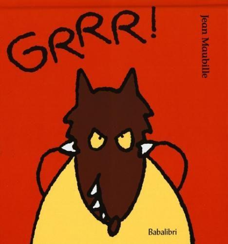 #Grrr! maubille jean edizione Babalibri  ad Euro 8.92 in #Babalibri #Libri gialli narrativa gialli