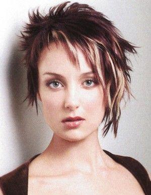 Edgy Haircuts For Women Short Hair Pinterest Edgy