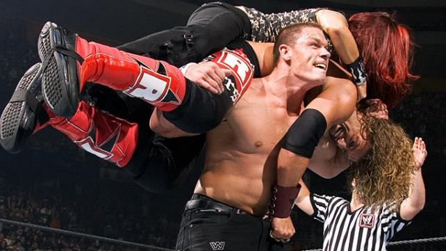 John Cena verdammt Lita