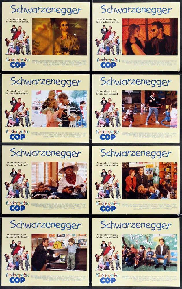 Kindergarten Cop 1990 In 2020 Lobby Cards Game Artwork Video Games Artwork