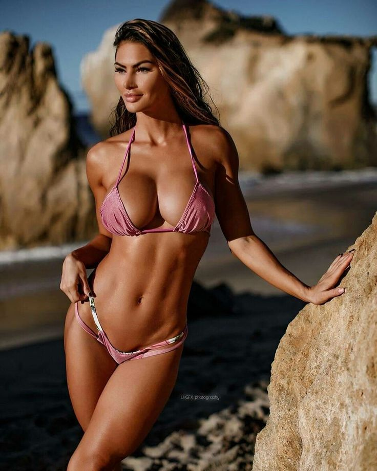 Katelyn Runck Bikini Beach Hot Girls Diva Let Me Jerk 1