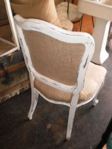 How To Video Reupholster And Paint Dining Room Chair
