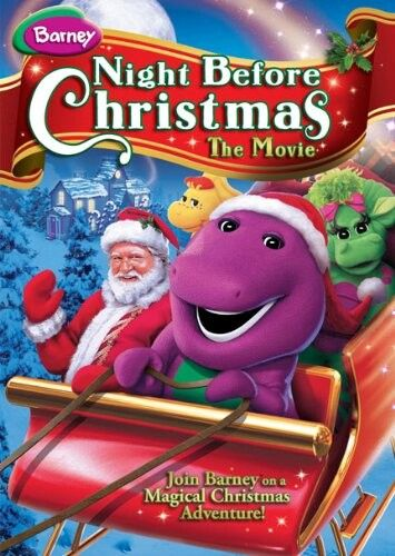 Barney - Night Before Christmas (1999) The Movie