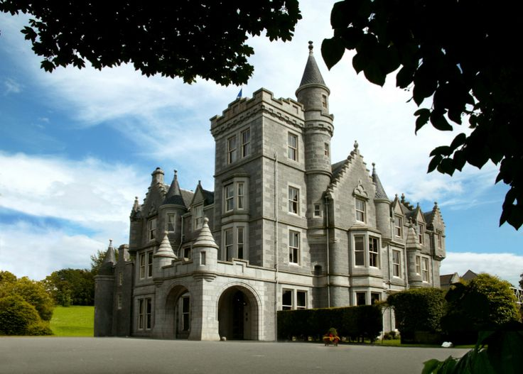 From WeddingVenues The Mercure Ardoe House Hotel Spa Is Just 3 Miles Aberdeen This Manor