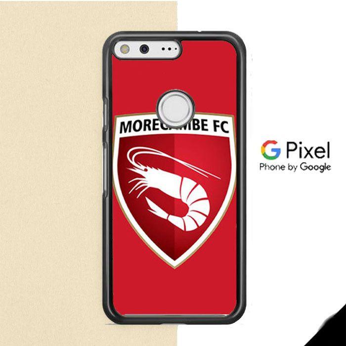 Morecambe Fc Logo Red Google Pixel Case