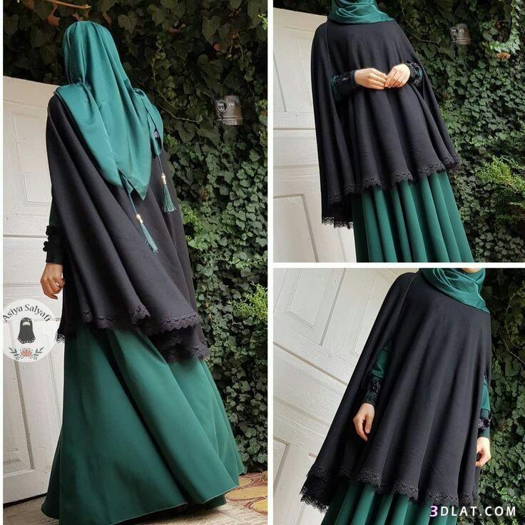 ملابس محجبات محتشمه اخر صيحة فى عالم المحجبات ازياء محجبات واسعه ملابس محجب Muslim Fashion Hijab Outfits Muslim Fashion Hijab Hijab Fashion