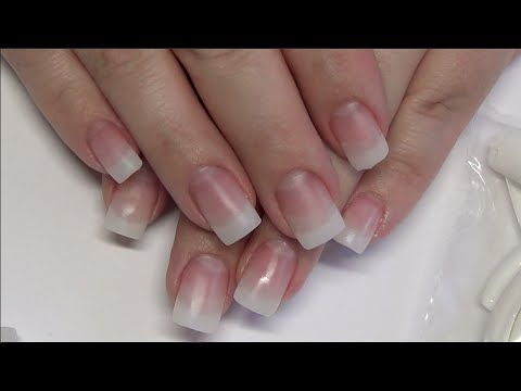 ASP Quick Dip Nail Kit: Tutorial - YouTube