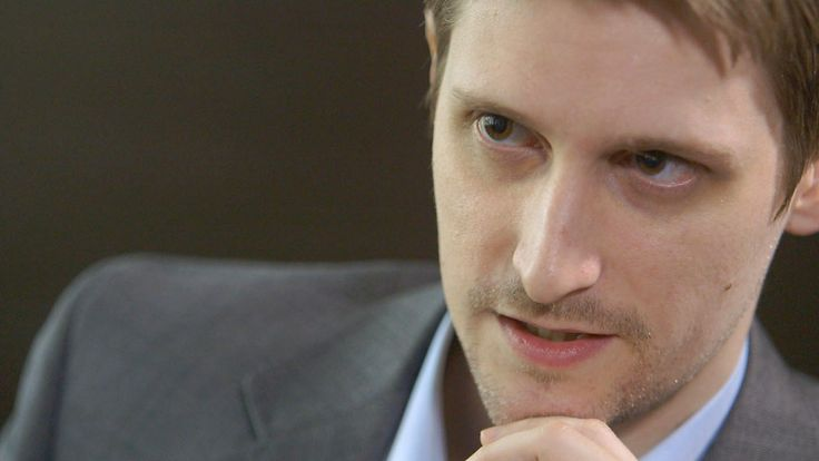 Edward Snowden: 'If I end up in chains in Guantánamo I can live with that' - video interview
