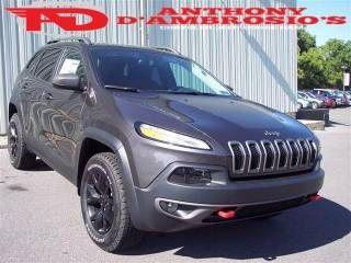 2016 Jeep Cherokee Trailhawk 4x4 SUV