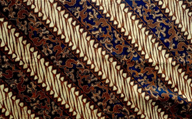 Batik Solo, Indonesia